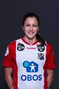 Emma Stølen Godø. Foto: BILDBYRÅN / Mathias Bergeld